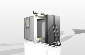 Energiezuinige Blaauw oven in Toyota Prius reclame